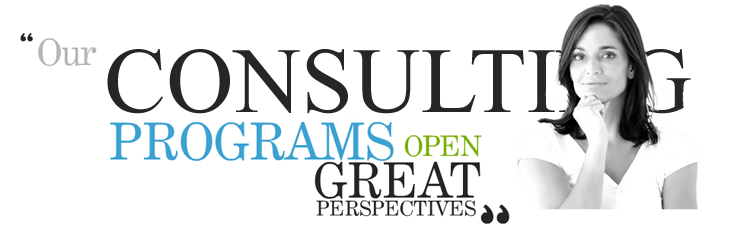 Our Consulting Programs Open Great Perspectives